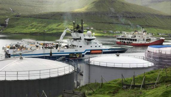 Fuglafjørður á heimskortið