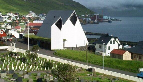 Eldragudstænasta og hugni í Fuglafjarðar kirkju