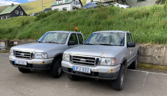 Ford Ranger Pick Up til sølu