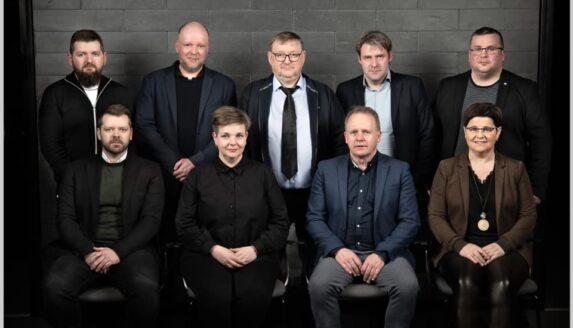 Kunngerð um býráðsfund nr. 10/2021
